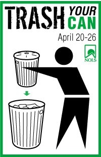 Trash Your Can Poster